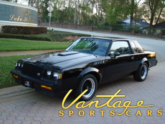 1987 Buick GNX -- SOLD!!
