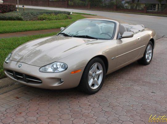 1998 Jaguar XK8 Convertibleu2013SOLD!