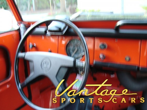 1974 Volkswagen Thing--SOLD!!