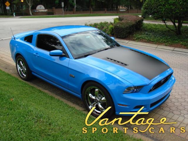 2013 ford mustang gt 5 0 sold vantage sports cars vantage sports cars. Black Bedroom Furniture Sets. Home Design Ideas