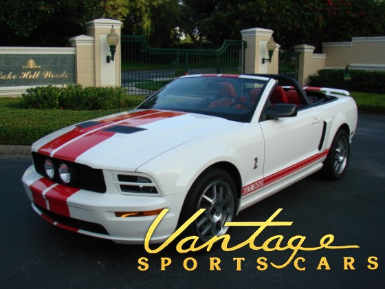 2007 Ford Mustang GT Custom Built Shelby Clone
