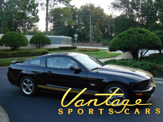 2006 Shelby GT-H Car # 499 of 500 Only 720 Miles--Sold!!