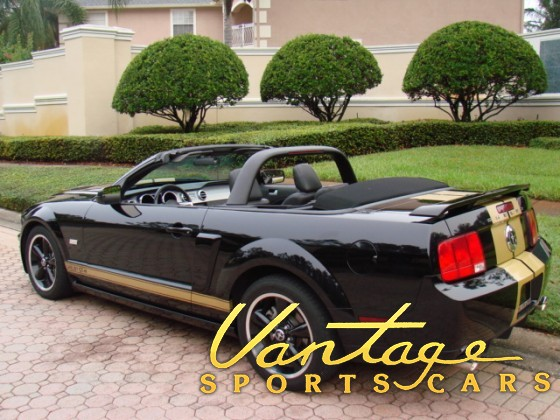 2007 Shelby GT-H Conv Only 520 Original Miles - SOLD!