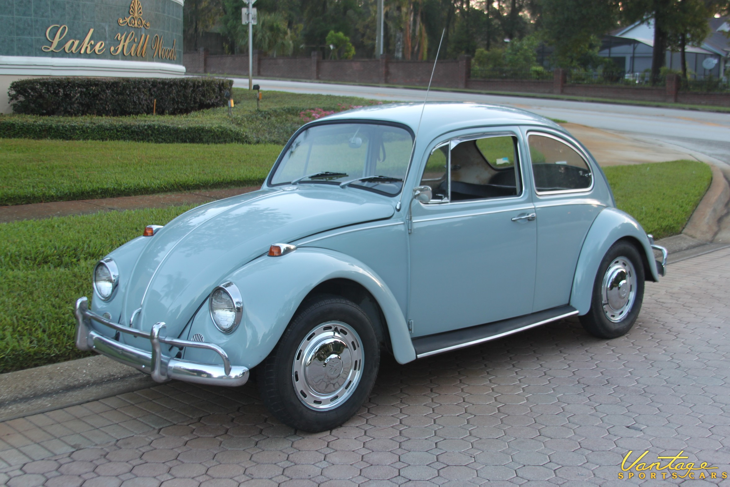 1967 Volkswagen Bug Sold Vantage Sports Cars