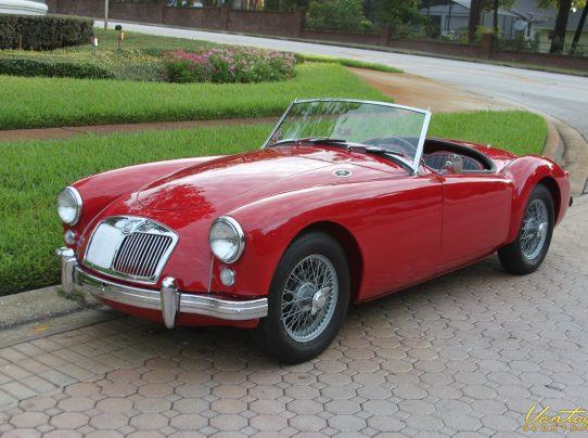 1956 Mga Roadster Sold Vantage Sports Cars Vantage
