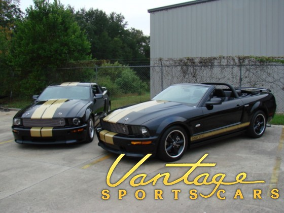 Pair of Shelby GT-H's - 2006 Coupe and 2007 Convertible -- SOLD!!