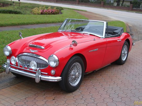 1964 Austin Healey 3000 Mark III U2013 SOLD!