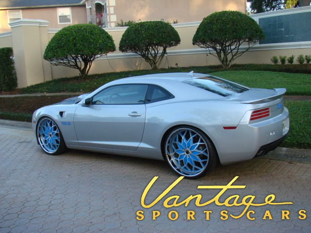 2010 chevrolet camaro trans am conversion sold vantage sports cars. Cars Review. Best American Auto & Cars Review