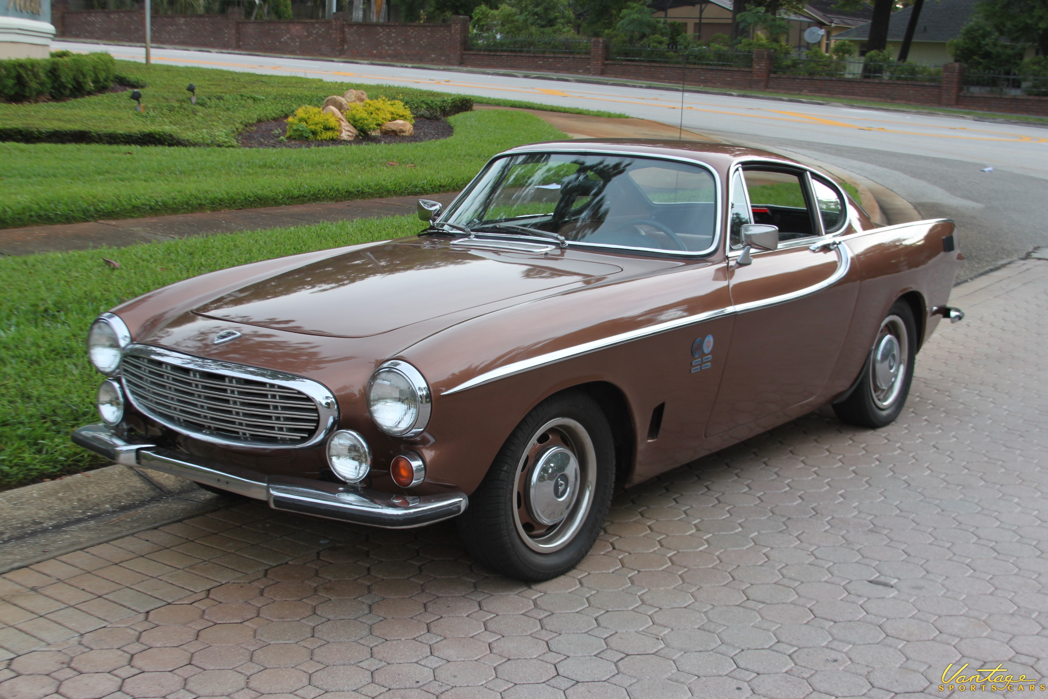 1968 Volvo P 1800 S Sold Vantage Sports Cars