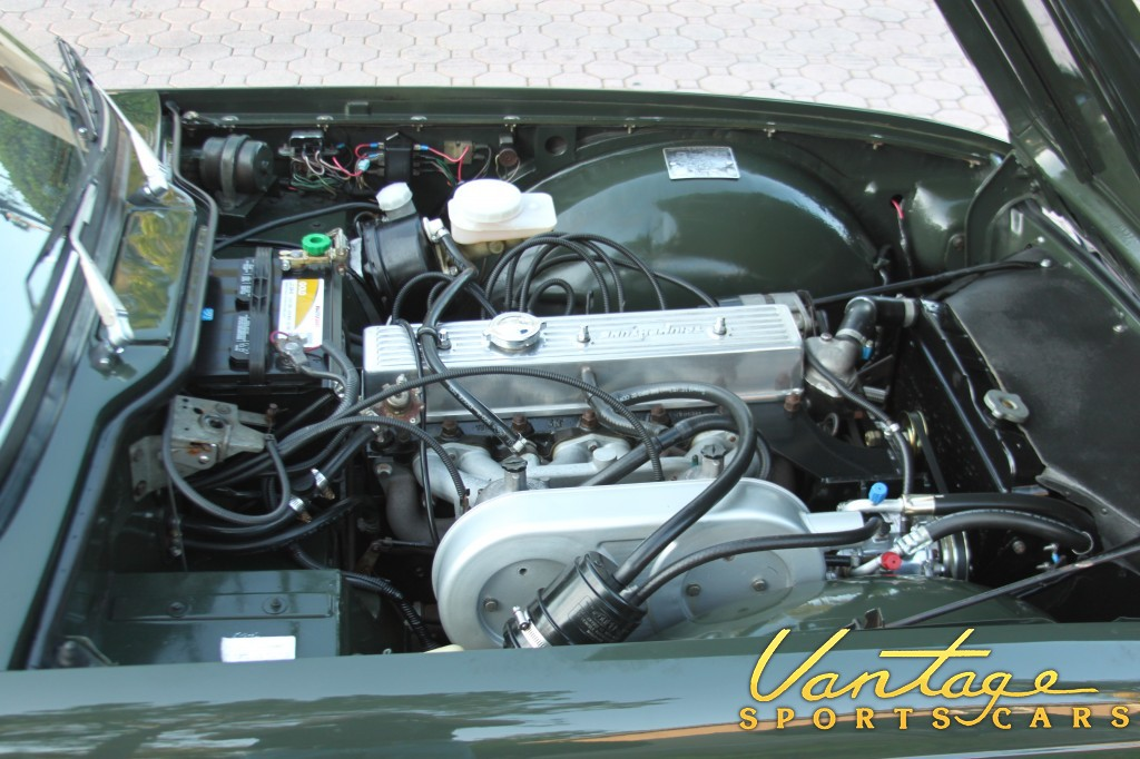 1971 Triumph Tr6 With Air Conditioning Sold Vantage