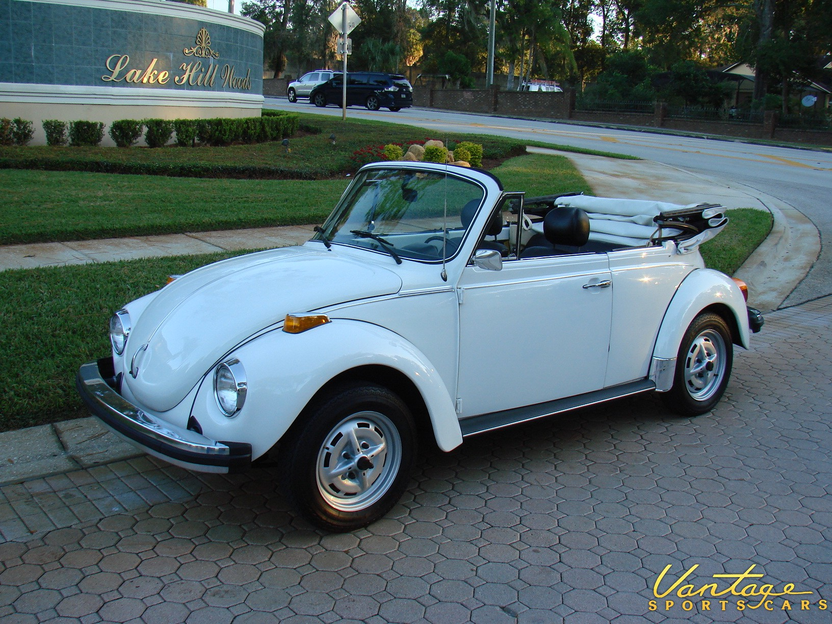 1978 Volkswagen Bug Convertible Sold Vantage Sports
