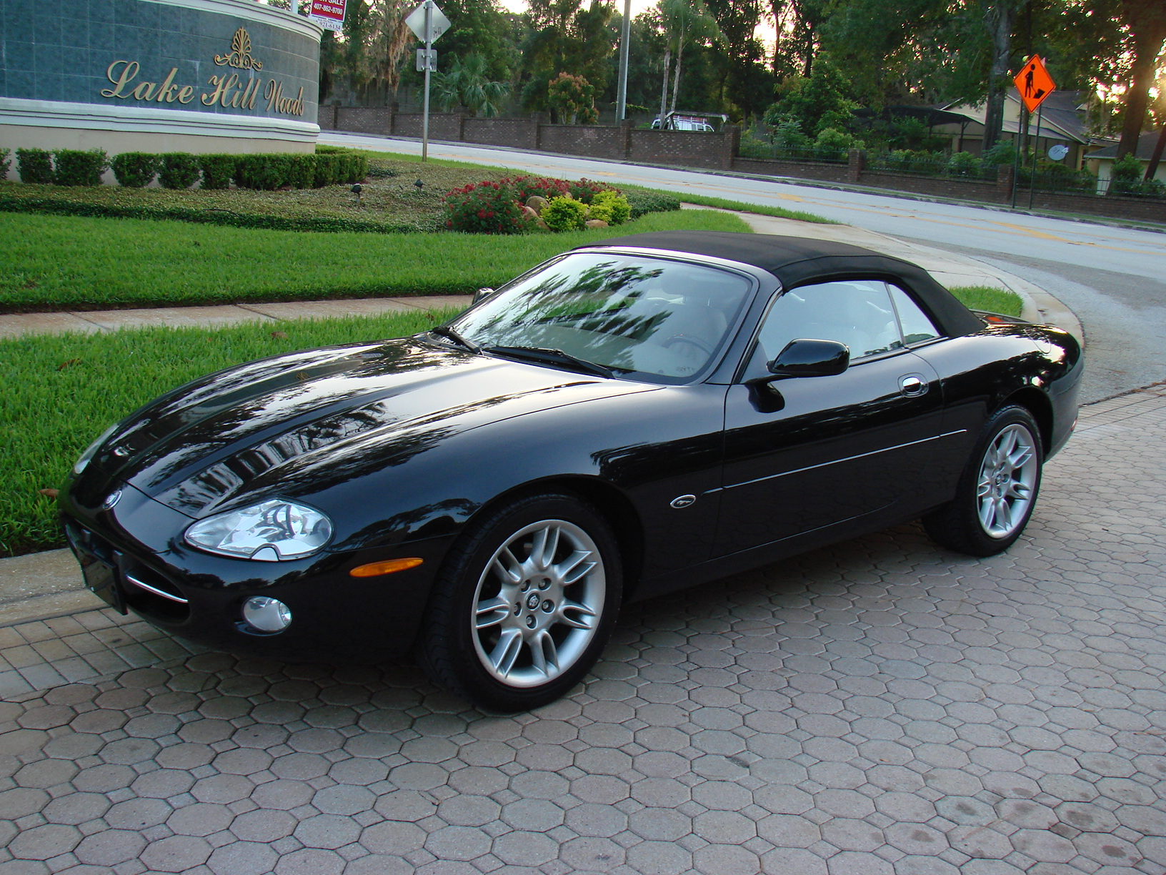 2002 Jaguar Xk8 Convertible Sold Vantage Sports Cars