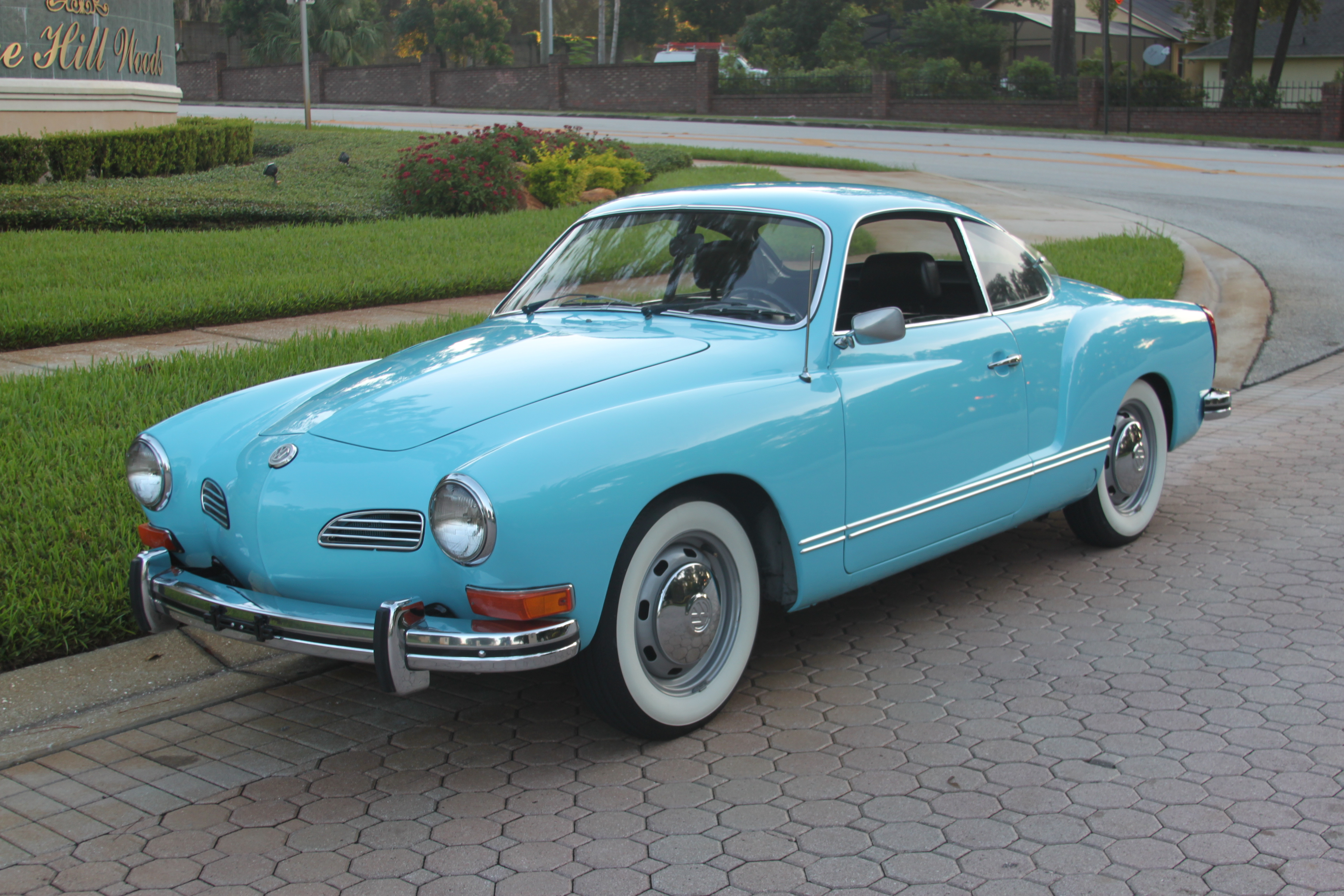 1974 Vw Karmann Ghia Sold Vantage Sports Cars