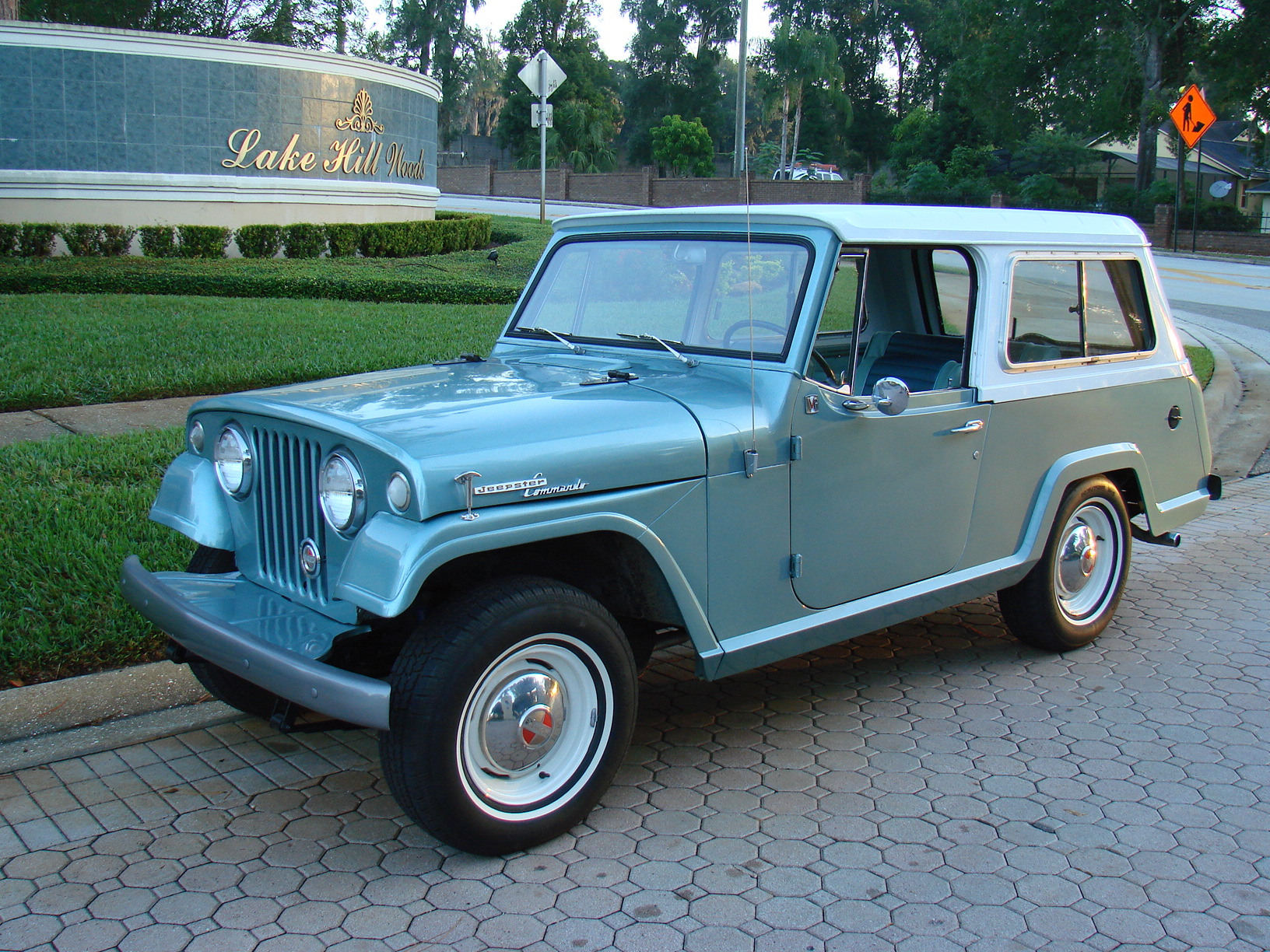 1967 Jeep Jeepster Commando Sold Vantage Sports Cars Vantage Sports Cars