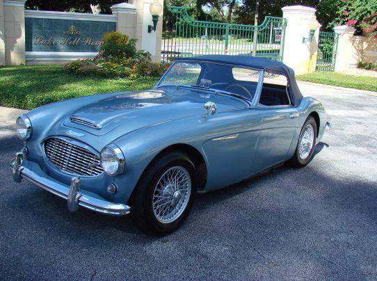 1960 Austin Healey 3000 Mk I Sold