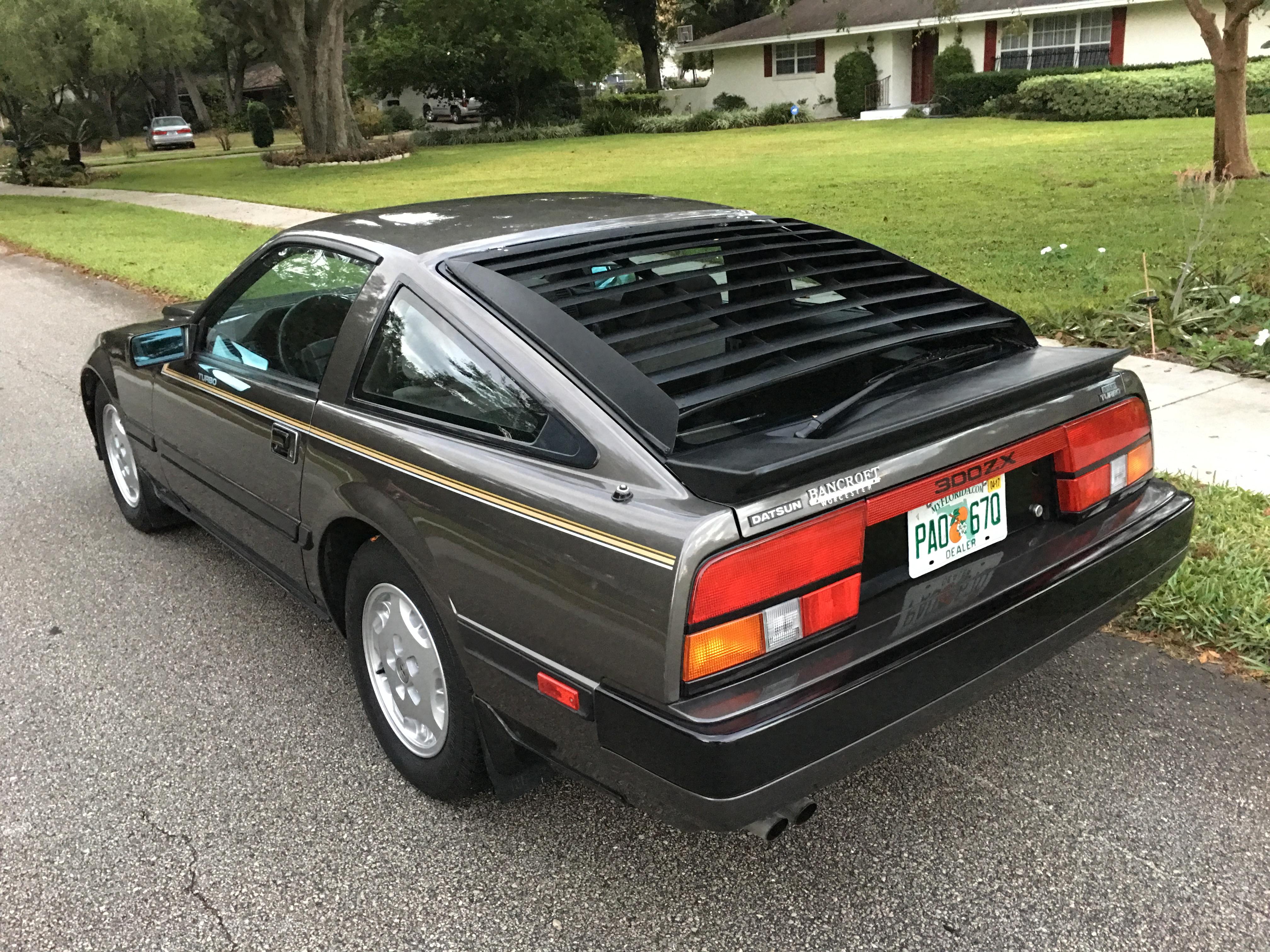1984 Datsun/Nissan 300ZX Turbo