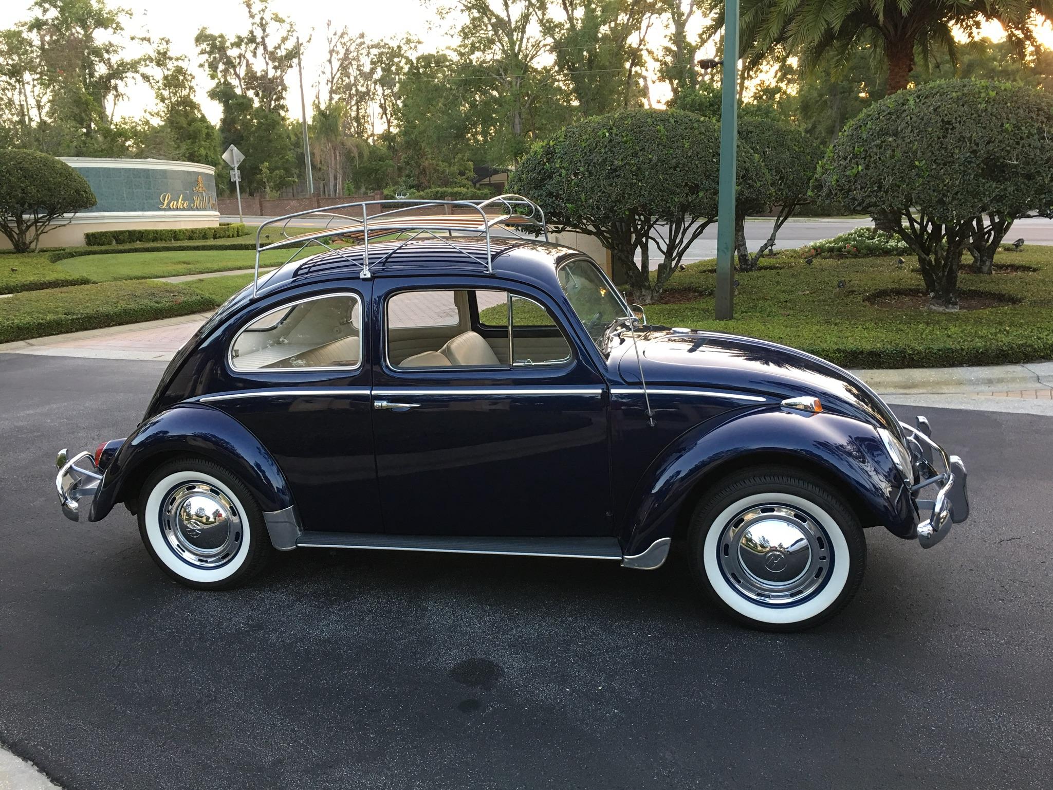 1964 Volkswagen Beetle Beautifully Restored Sold