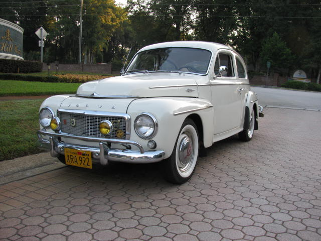 1959 Volvo PV544 - Vantage Sports Cars | Vantage Sports Cars