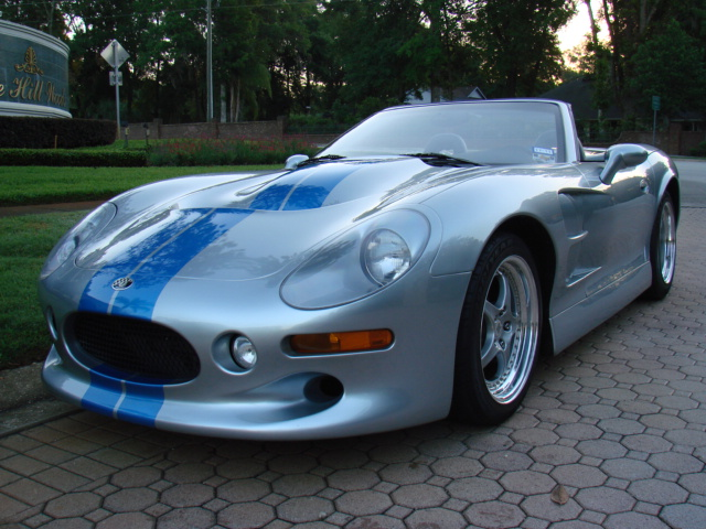 1999 Shelby Series I Supercharged Vantage Sports Cars