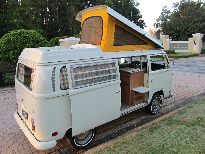 1971 volkswagen westfalia sold vantage sports cars. Black Bedroom Furniture Sets. Home Design Ideas