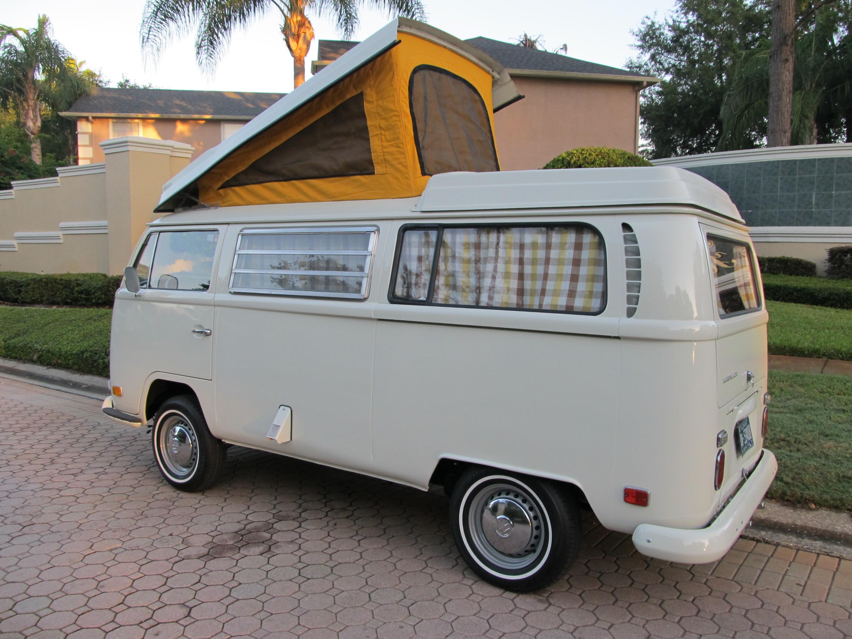 1971 Volkswagen Westfalia Sold Vantage Sports Cars