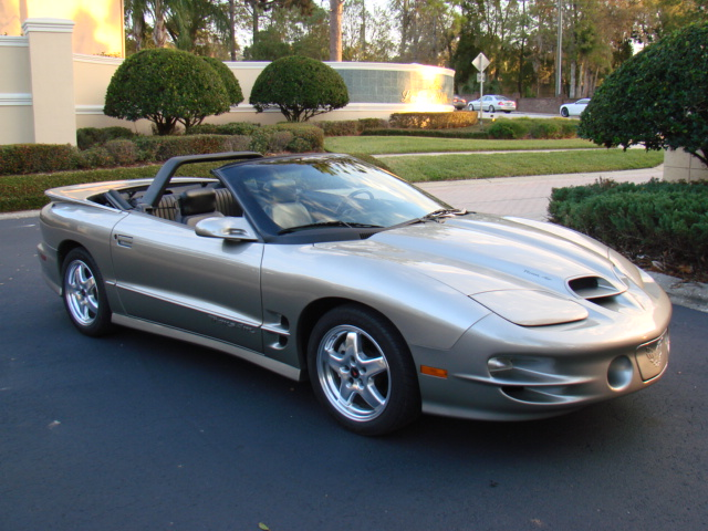 2002 Pontiac Trans Am Ws6 Convertible Sold Vantage