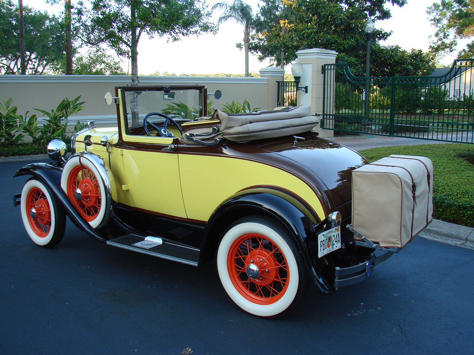 1931 Ford Model A Cabriolet - SOLD!! - Vantage Sports Cars | Vantage Sports Cars