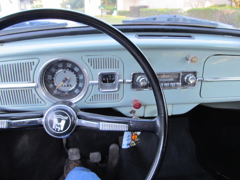 1966 Volkswagen Bug - SOLD! - Vantage Sports Cars | Vantage Sports Cars