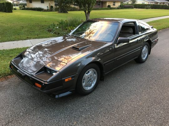1984 Datsun Nissan 300zx Turbo Sold Vantage Sports